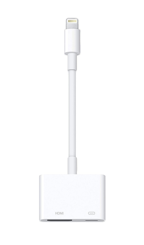 Apple Lightning Digital AV Adapter: Amazon.es