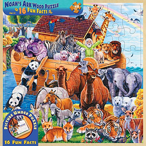 Noahs Ark Wood - 8