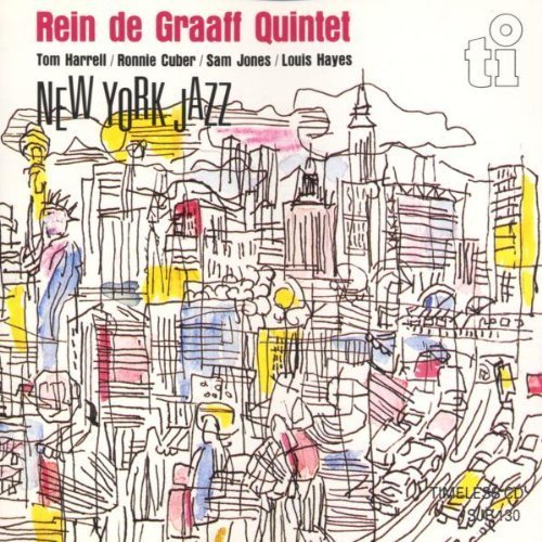 Rein Two - New York Jazz by De Graaff, Rein (2000-01-01)