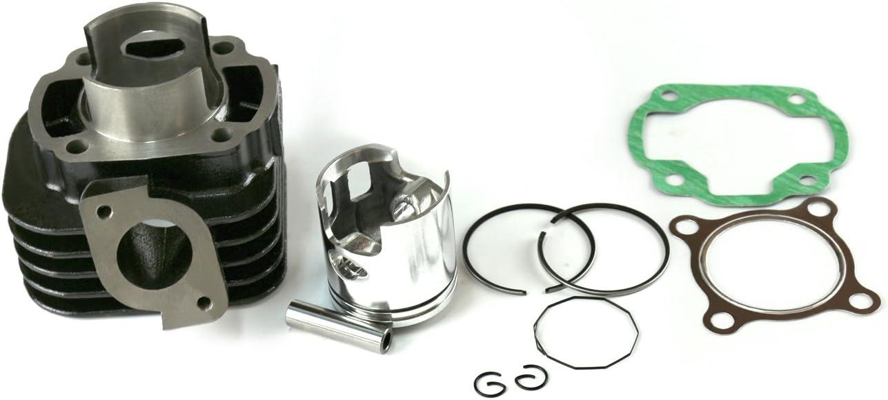 Cast Iron Cylinder Kit JOG70 bore 47mm for Yamaha Engine 70cc Scooter Dirt Bike ATV