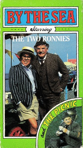 The Two Ronnies: By The Sea & The Picnic (2 Color Pique)