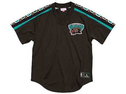 061d3ea1f Amazon.com : Mitchell & Ness Vancouver Grizzlies Winning Team Black ...