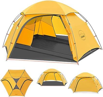 Kazoo Outdoor Camping Zelt, langlebig, leicht, wasserdicht