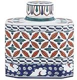 Vista Alegre Porcelain Niceia Albuquerque Flask