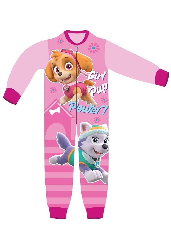 Nickelodeon - Pijama de una pieza - para niña: Amazon.es: Ropa y accesorios