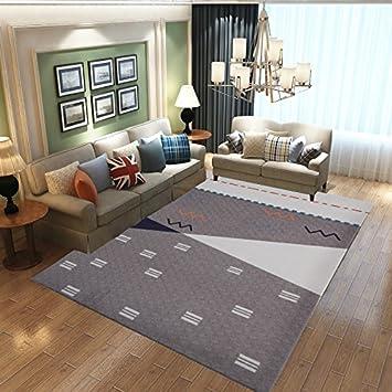 Amazon.de: WXDD Weichen Teppichboden, Schlafzimmer mit Bett ...