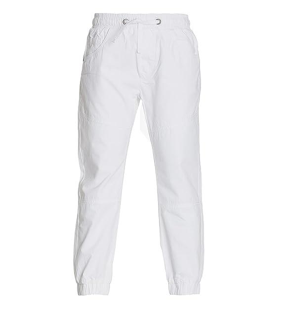 design senza tempo 56fcf ccd11 Original Marines - Pantaloni - ragazzo bianco 110: Amazon.it ...