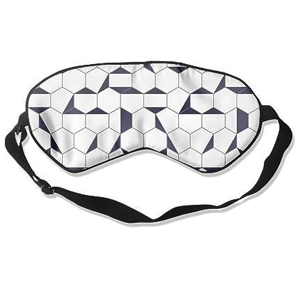 Máscara de dormir cómoda para dormir, lisa, estampada, para viajar, noche,