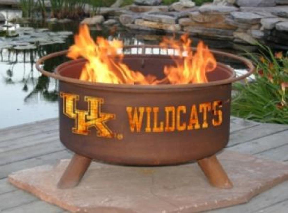 Kentucky Wildcats Fire Pit