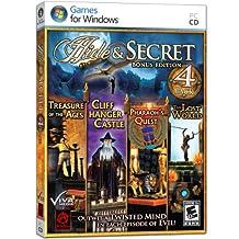 Hide & Secret: Bonus Edition 4 Pack