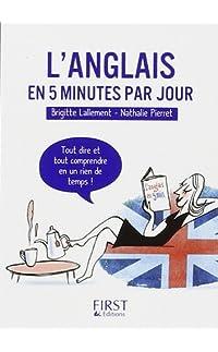 petit livre de - l'anglais en 5 minutes par jour - broché