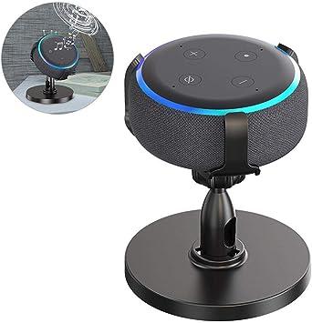 ECOEMO Soporte de Mesa para Echo Dot 3ª generación, Soporte ...