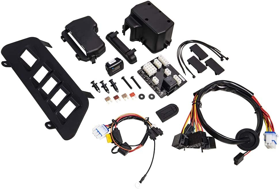 Honda 08Z02-HL3-A00 Accessory Sub Harness