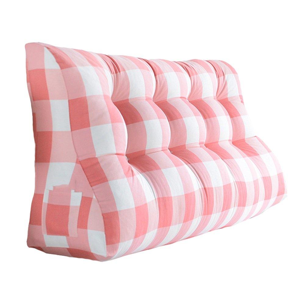LJHA Kissen halten Kissen lumbale Kissen Sofa gepolsterte Rückenlehne große Taille Kissen im Bett (Farbe : C, größe : 200cm) größe : 200cm) XiaoMuKaoZhenChang