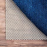 LINENSPA Ultra Grip Non Slip Rug Pad - Heavy Duty Area Rug Gripper for Any Floor Surface - 8' x 10'