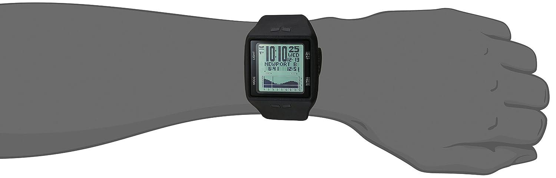 Amazon.com: Vestal Quartz Sport Watch with Polyurethane ...