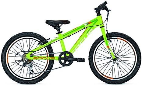 Infantil/juvenil Cilindro de Focus Mountain Bike Raven Rookie 1.0 Donna 21 g 26 pulgadas div. RH, verde: Amazon.es: Deportes y aire libre