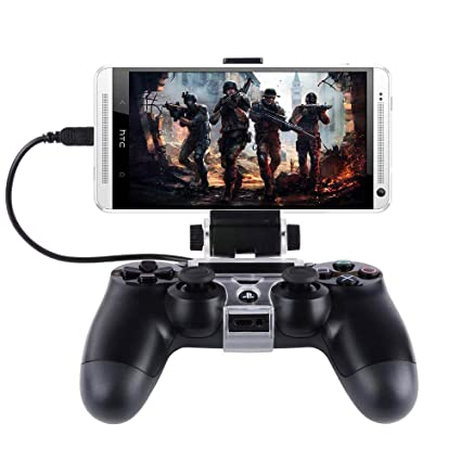 Amazon Com Sunky Ps4 Slim Pro Controller Android Phone Clip 180