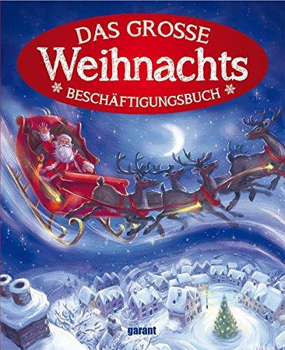 Weihnachts-Activity Buch