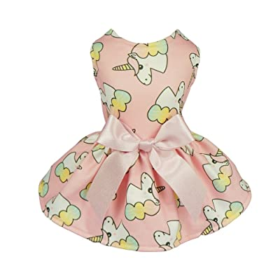 Fitwarm Fairy Unicorn Pet Clothes