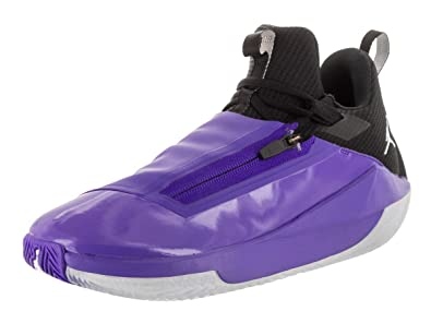 741f3d4bb016f Amazon.com | Jordan Men's Jumpman Hustle Basketball Shoes (9, Purple ...