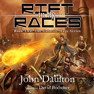Rift in the Races Audiobook