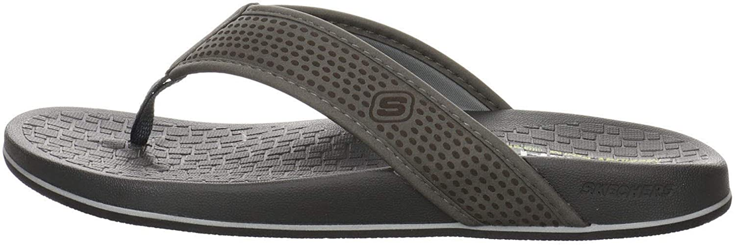Skechers Men's Pelem-Emiro Flip Flops