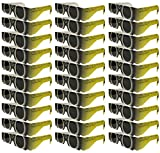 The Eclipser Safe Solar Eclipse Glasses CE Certified - 30 Pack