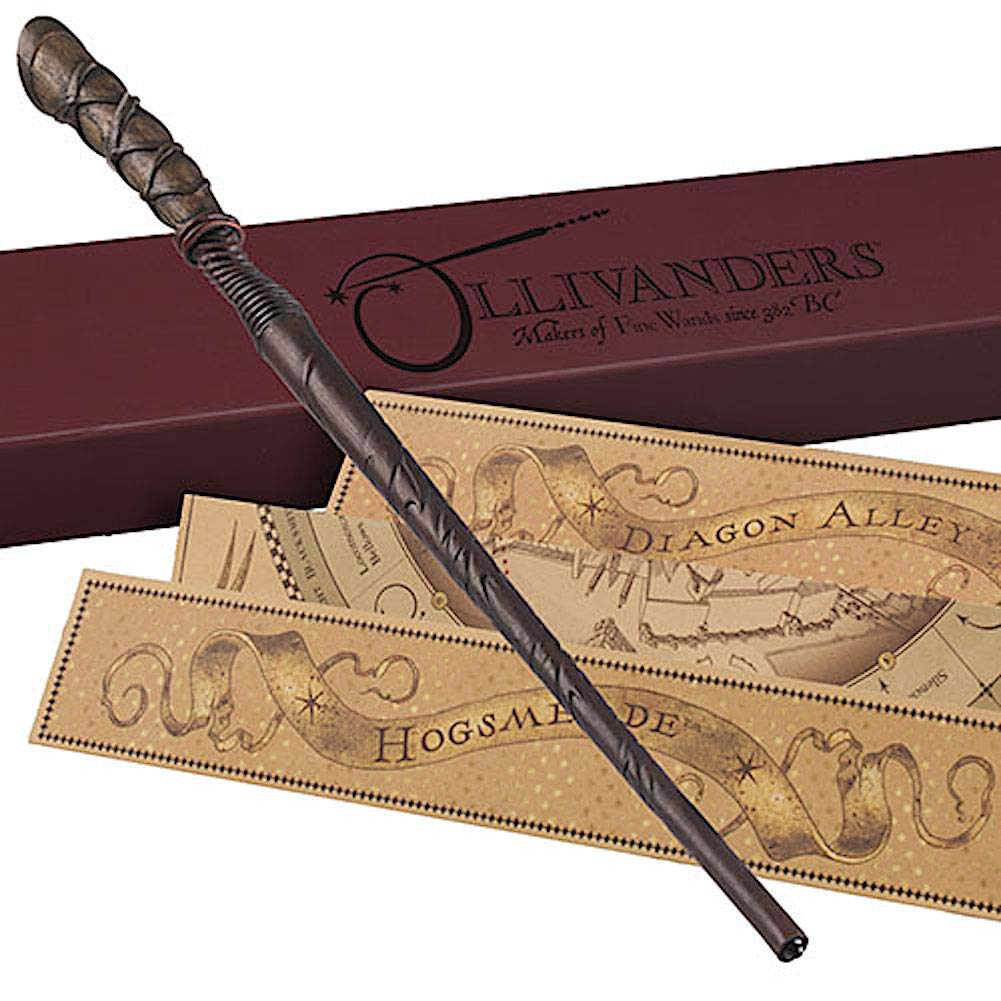 Wizarding World of Harry Potter Ollivander's Reed Interactive Wand Universal Parks