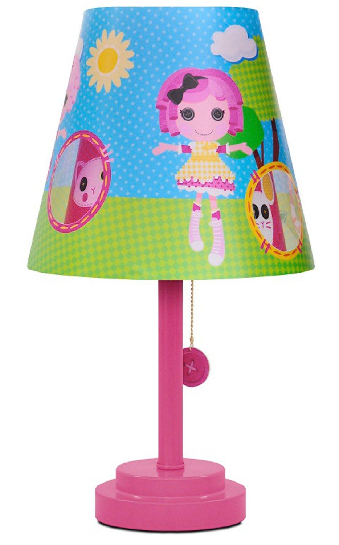 MGA Lalaloopsy Die Cut Table Lamp