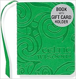 Amazon com: Celtic Wisdom (mini book) (9781441317308