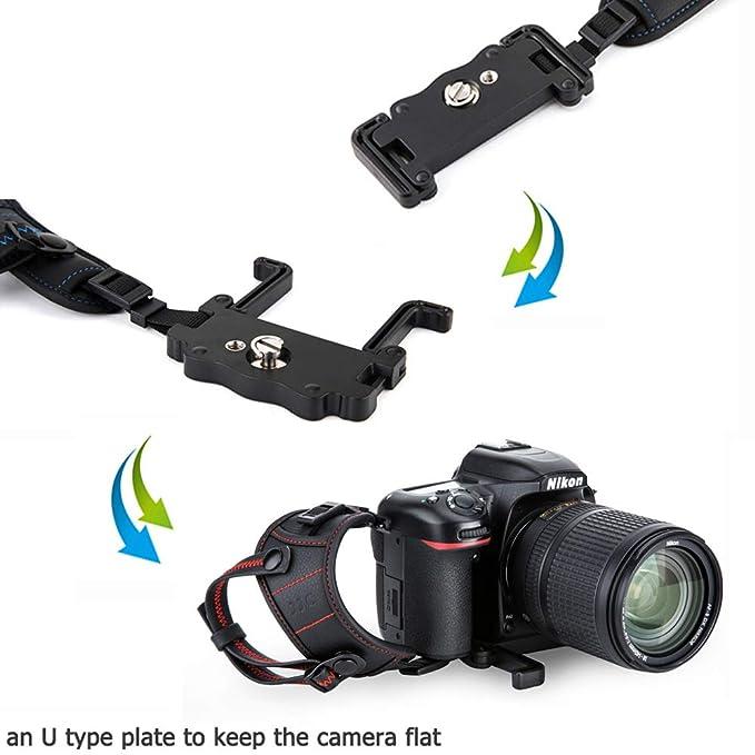 Correa de Mano para cámaras réflex Digitales: Amazon.es: Electrónica