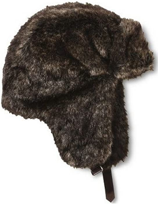 003619b5c Mossimo Men's Faux Fur Trapper Hat