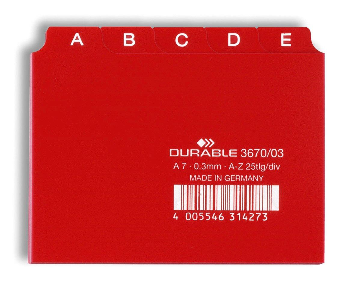 well-wreapped Durable 367003 - Juegos de índices con pestañas ...