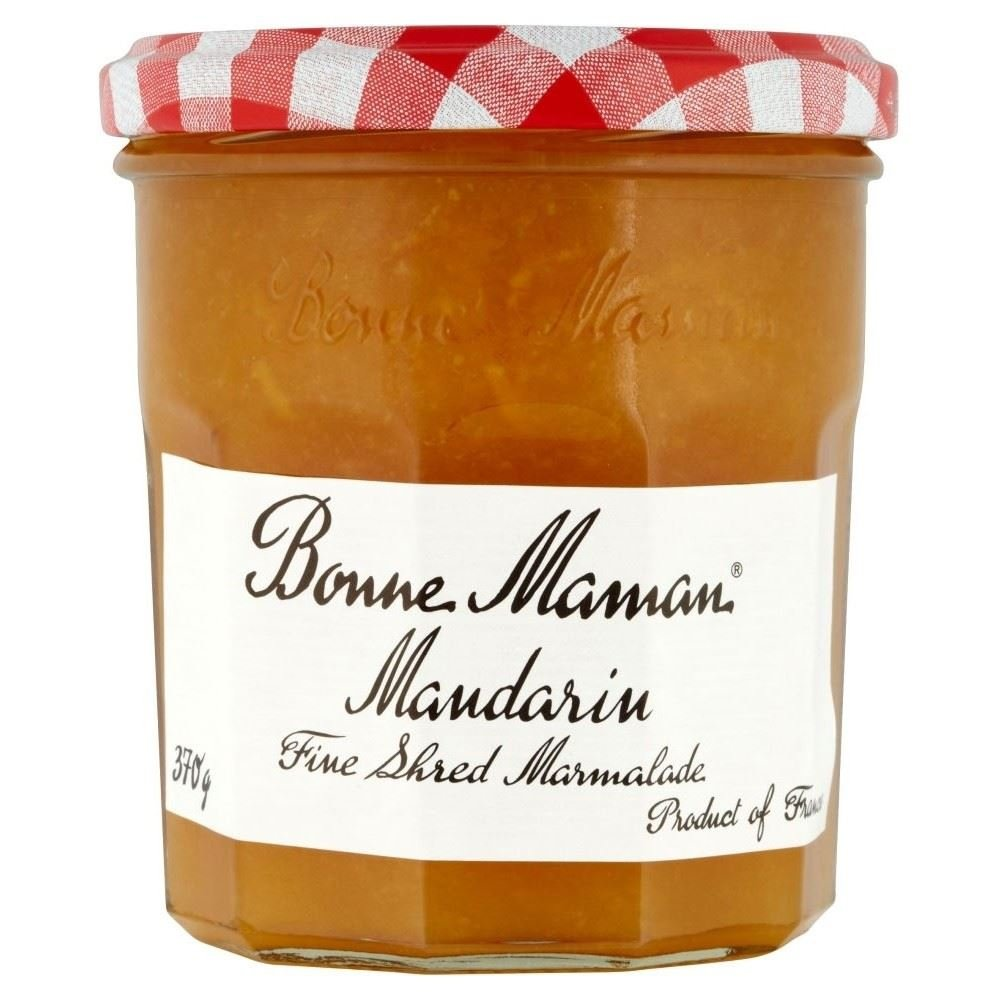 Bonne Maman Mandarin Marmalade (370g) - Pack of 2