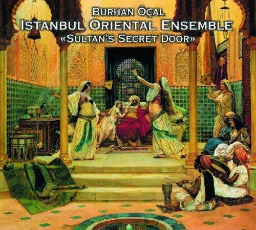 Sultan's Secret Door by Ocal, Burhan (Sultans Secret Door)