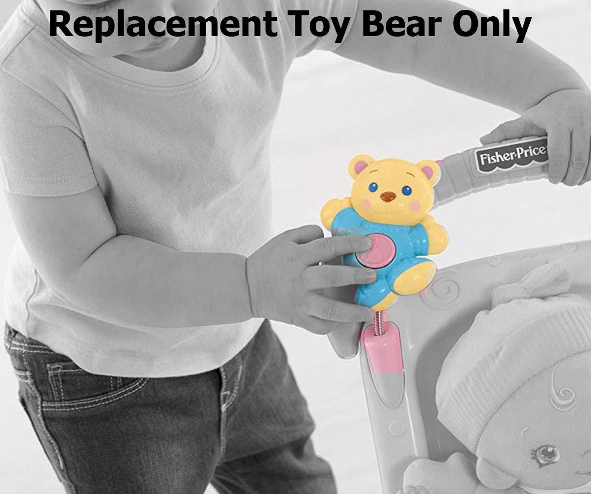 Amazon.com: Fisher-Price M9523 - Oso de juguete de repuesto ...