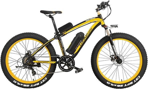 LANKELEISI XF4000 26 Pulgadas Bicicleta de montaña eléctrica 4.0 ...