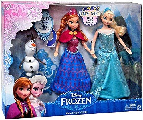 (Disney Frozen Musical Magic Elsa & Anna 12