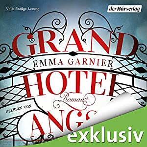 Grandhotel Angst Hörbuch