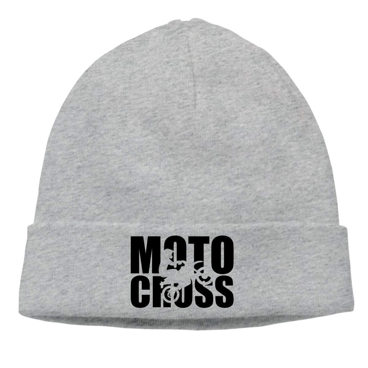 Nskngr Motocross Evolution Cap Unisex Cuffed Chunky Beanie Hats Slouchy Beanie Hat