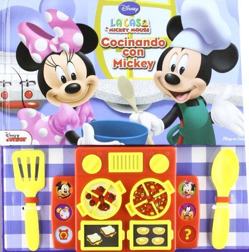 La Casa Mickey Mouse Concinando Con Mickey - Disney Junior España (La Casa Mickey Mouse) -