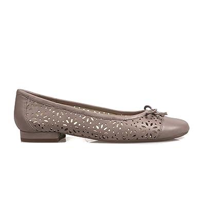 van daal noir flat chaussures