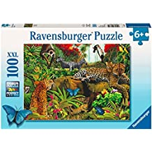 Ravensburger Wild Jungle - 100 pc Puzzle