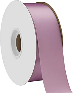 product image for Offray Single Face Satin Craft 1-1/2-Inch by 50-Yard Ribbon Spool, Purple Haze