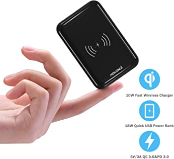 Hokonui 10,000mAh Mini Portable Power Bank
