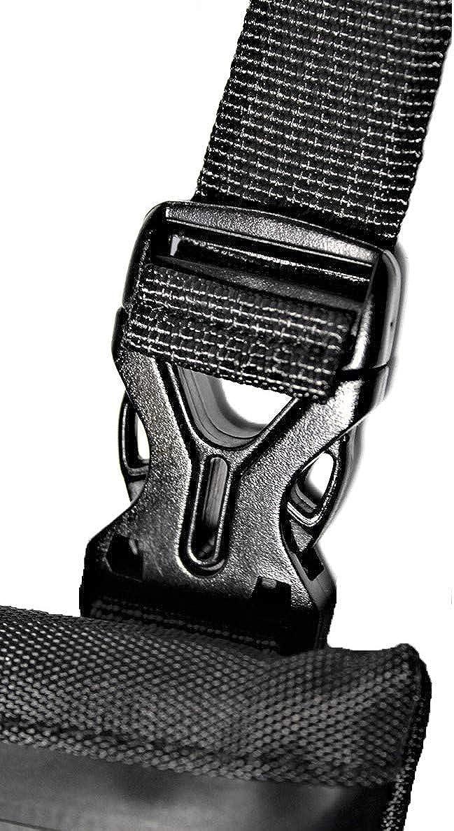 in verschiedenen Farben erh/ältlich Ma/ße: 20 x 17 x 1 cm flache Schultertasche mit Kordel Rei/ßverschl/üssen Stylishe Herren Umh/ängetasche Shoulder Bag