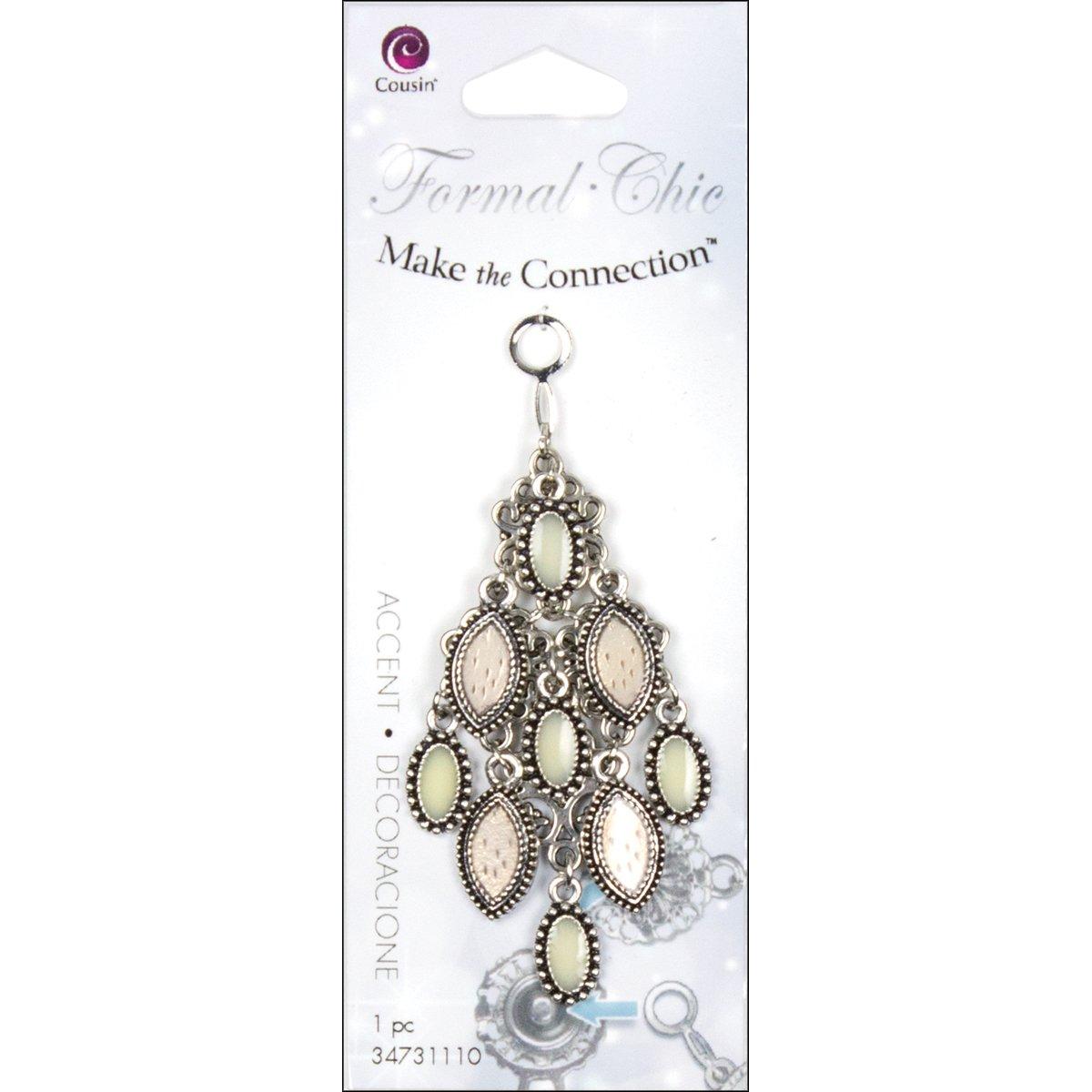 Gold Cousin Jewelry Basics 135-Piece Head//Eye Pin