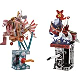Automata Paper Machine Model Combo Kit – Flying Dreamer + Contraband Cat designed by Keith Newstead