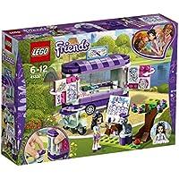 Lego Friends Lo Stand dell'Arte di Emma,, 41332